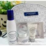 ロクシタンの美白化粧水レーヌブランシュを使用した口コミ